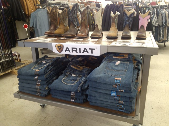 Ariat  products
